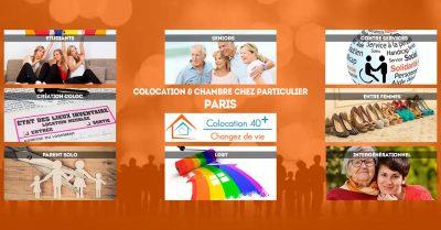 Pourquoi consulter un site de colocation sur paris