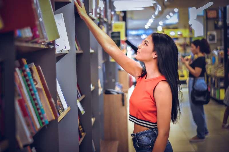 Achat livre en librairie