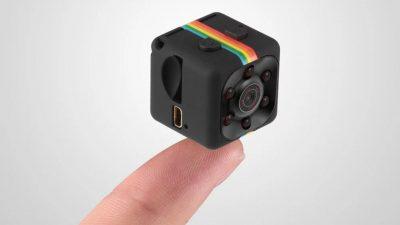 micro camera